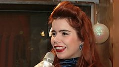 Paloma Faith - interview with Huw Stephens