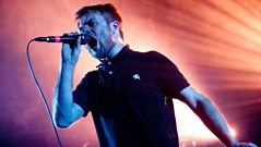 Rou from Enter Shikari - Interview with Huw Stephens