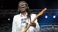 Nile Rodgers works with Daft Punk and La Roux