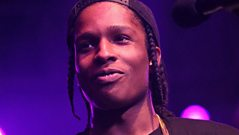 A$AP Rocky in conversation with Benji B