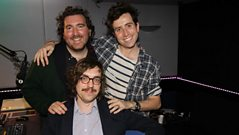 Joe and Felix from Hot Chip - Interview with Nick Grimshaw