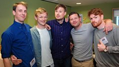 Django Django - Interview with Dermot O'Leary