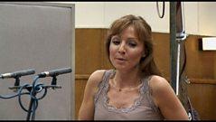 Clara Mouriz sings Mompou