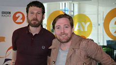 Kaiser Chiefs talk to Steve Wright