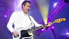 OMD's Andy McCluskey speaks to Radcliffe and Maconie