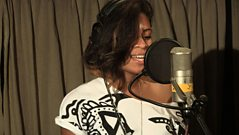 AlunaGeorge - Live In Session