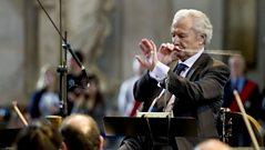 Sir Colin Davis talks about performing Berlioz's Requiem.