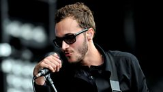 Tom from Editors - Interview with Jo Whiley
