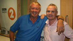 Nik Kershaw chats to Chris Tarrant