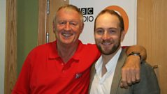 Derren Brown chats to Chris Tarrant