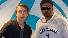 Nas in Conversation with Gilles Peterson