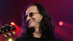 Geddy Lee interview with Bob Harris