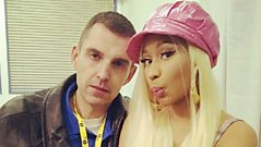 Nicki Minaj interview with Tim Westwood