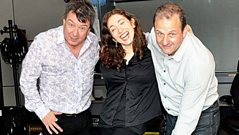 Regina Spektor live with Radcliffe and Maconie