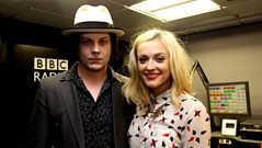 Fearne Cotton chats to Jack White