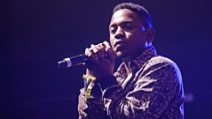 Kendrick Lamar talks to Nick Grimshaw