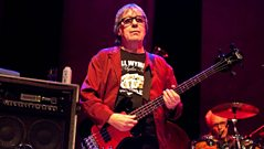 Bill Wyman interview with Liz Kershaw