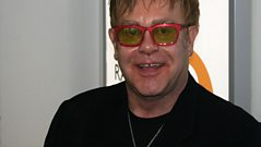 Sir Elton John talks to Steve Wright