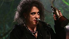 The Cure on new music