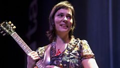 Lætitia Sadier speaks to Radcliffe and Maconie