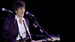 Rolling Stones - Ronnie Wood Archive Interview