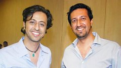 Salim and Sulaiman chat with Gagan