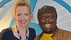 Jimmy Cliff speaks to Lauren Laverne