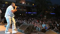 Sway - Mercedes Benz at 1Xtra live in Majorca