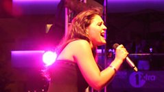 Jessie Ware - Running at 1Xtra live in Majorca