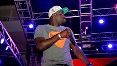 P Money - Dubstepper at 1Xtra live in Majorca