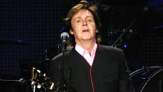 Sir Paul McCartney talks to Lauren Laverne