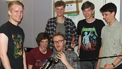 Dog Is Dead speak to Huw Stephens
