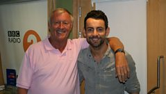 Ben Forster chats to Chris Tarrant