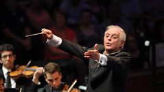 Daniel Barenboim - Interview with Tom Service