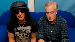Slash chats with Matt Everitt