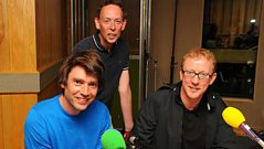 Blur chat with Steve Lamacq