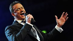 Russell Watson speaks to Simon Mayo