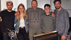 Slow Club - Interview with Marc Riley