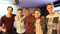 Lawson talk to Reggie on the Official Chart