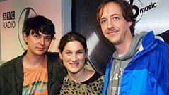 Animal Collective do a marathon record exchange with Nemone