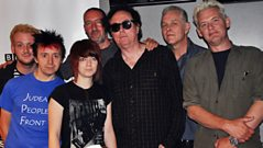 The Blue Aeroplanes join Marc Riley