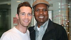Booker T and Jay James Picton