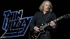 Thin Lizzy's Scott Gorham chats with Mark Radcliffe