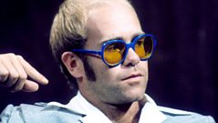 Sir Elton John on his early success - Archive Interview