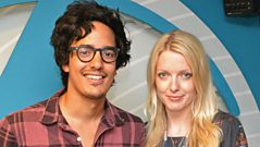 Luke Sital-Singh in conversation with Lauren Laverne