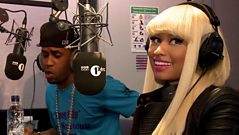 Nicki Minaj interview with Westwood