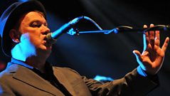 Edwyn Collins chats to Radcliffe and Maconie