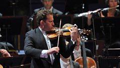 Prom 67: 'Nikolaj Znaider delivering beautiful, heart achingly beautiful music.' Chaundra @foxc on Twitter