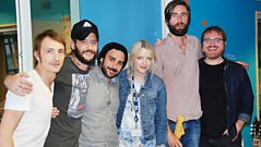 Band of Horses live with Lauren Laverne