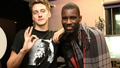 Wretch 32 has a brew!